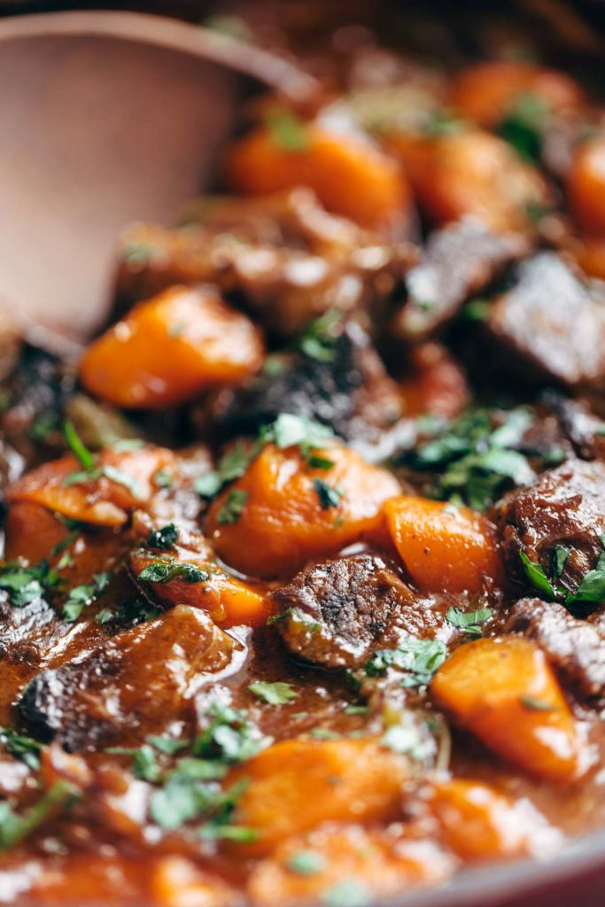 Easy Instant-pot Meals: Instant-pot Beef stew