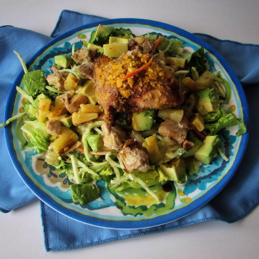 Easy Instant-pot Meals: Pina-Colada Chicken