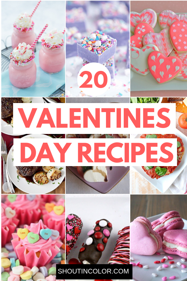 Valentines Day Recipes: Valentines Day Recipes