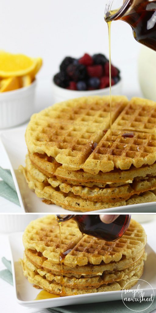 Grain Free Recipes: Grain-free waffles: