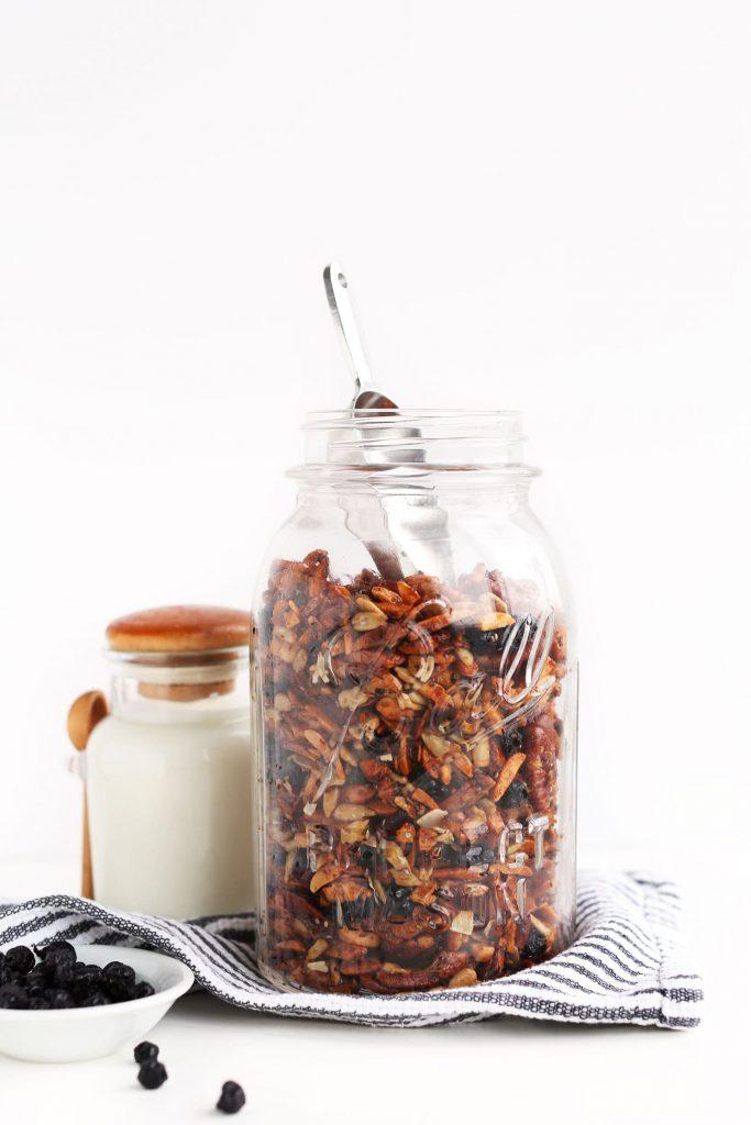 Grain Free Recipes: Grain-free granola
