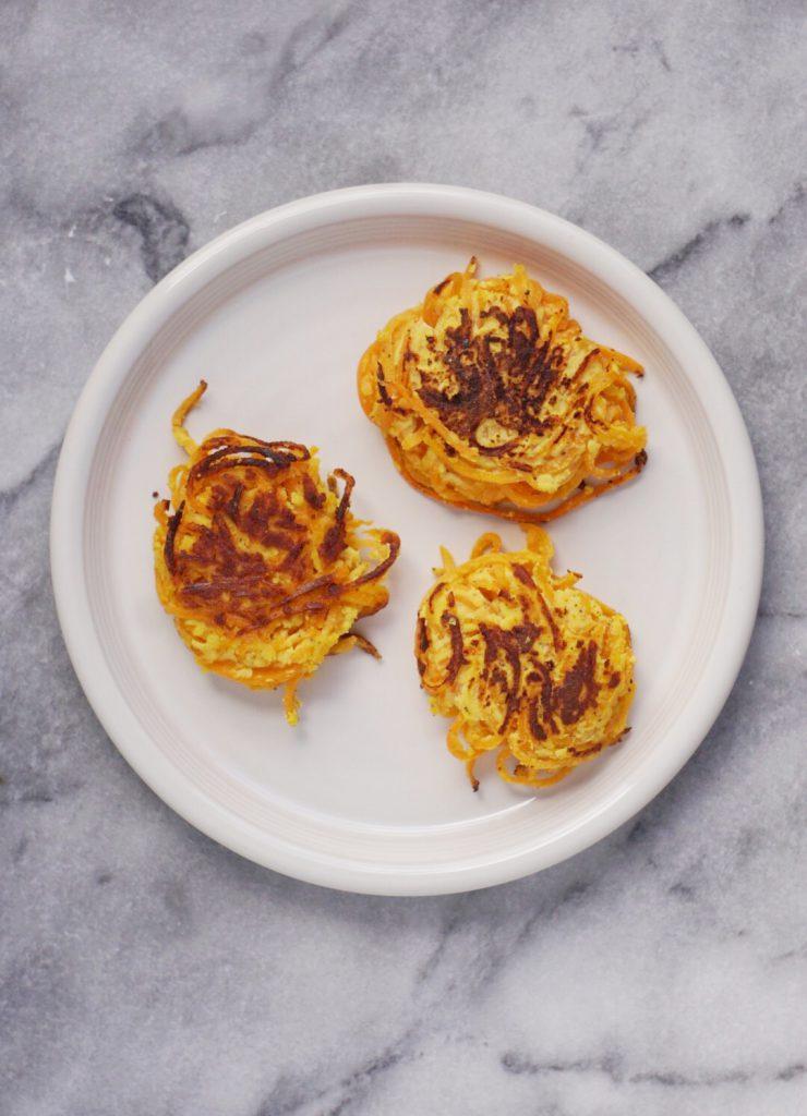 Butternut Squash Recipes: Butternut Squash Fritters
