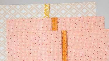 sewing hacks: finishing seams