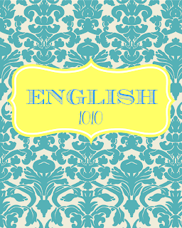 free printables: cover for binder