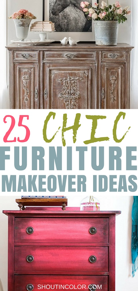 Furniture makeover Ideas2