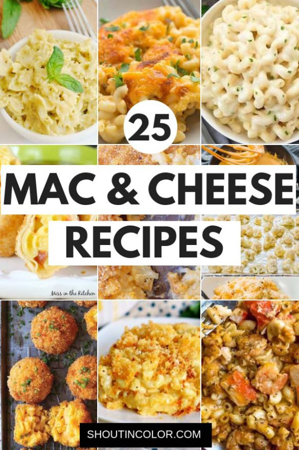 Mac And Cheese Recipes: Mac And Cheese Recipes