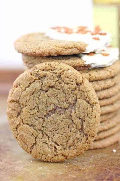 Gingerbread Recipes: Award-Winning Gingerbread Cookies