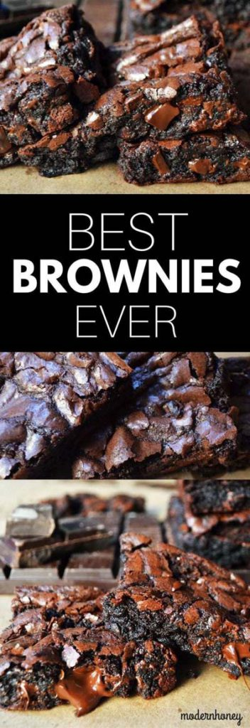 Brownie Recipes: Best Chocolate Brownie Recipe