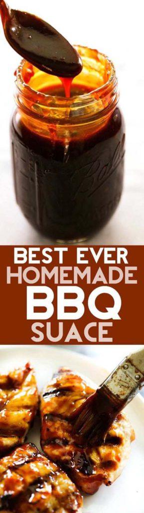 BBQ Recipes: Best Ever Homemade BBQ Sauce