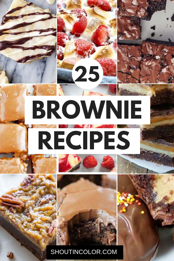 Brownie Recipes: Brownie Recipes
