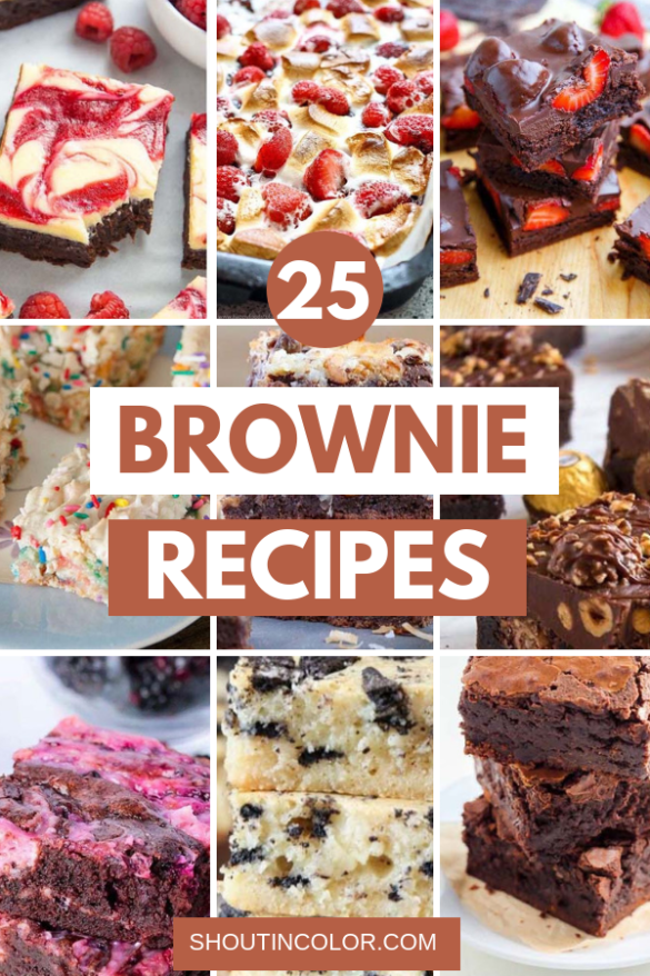 Brownie Recipes: Brownie Recipes