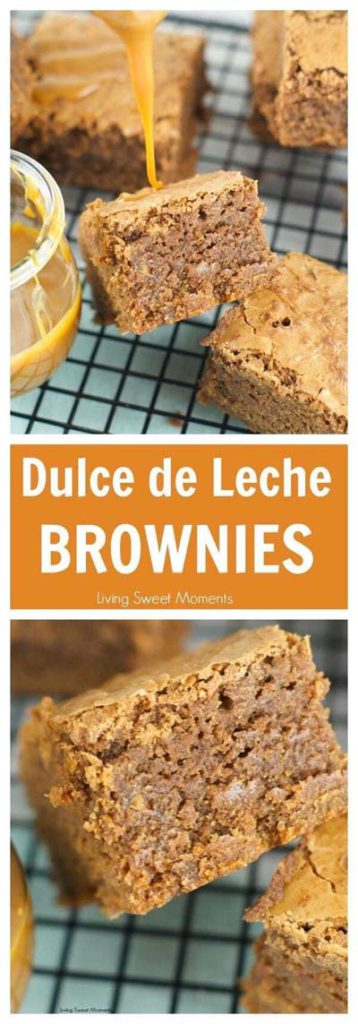 Brownie Recipes: Dulce De Leche Brownies