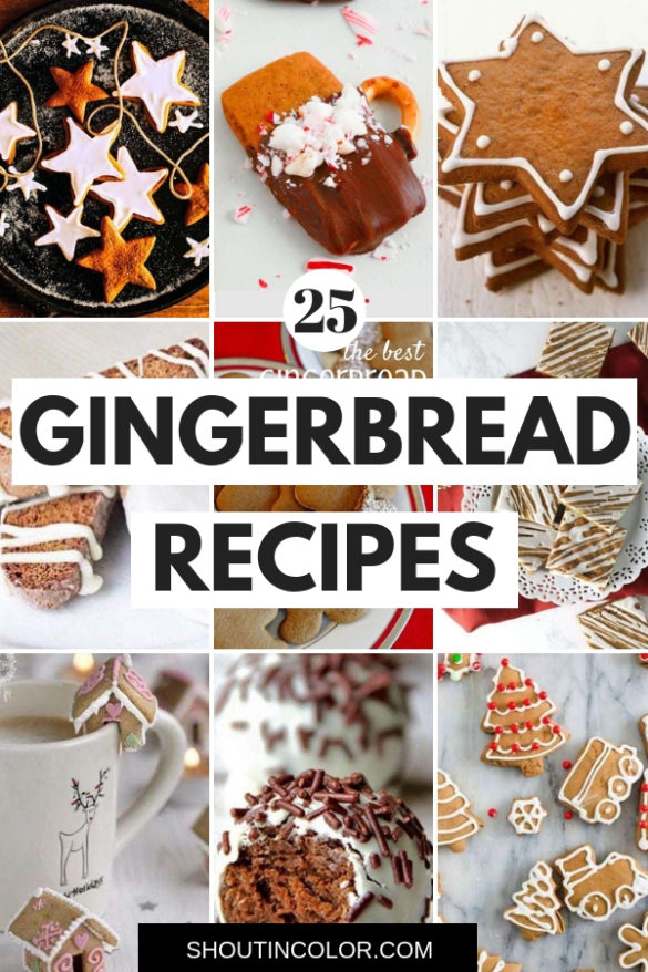 Gingerbread Recipes: Gingerbread Recipes