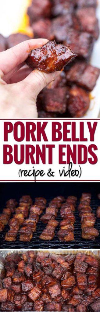 BBQ Recipes: Pork Belly Burnt Ends