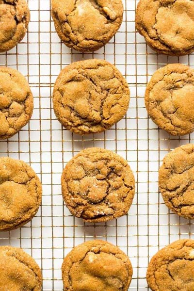 Gingerbread Recipes: Soft & Chewy Ginger Cookies