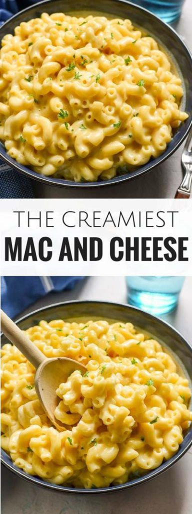 Mac And Cheese Recipes: The Creamiest Mac And Cheese Recipe