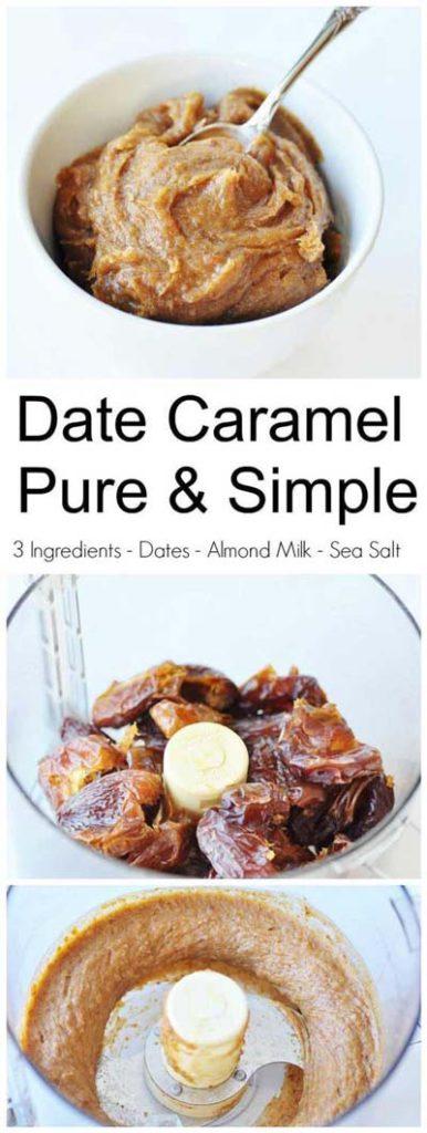 Caramel Recipes: Date Caramel