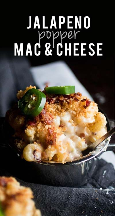 Mac And Cheese Recipes: Jalapeno Popper Mac & Cheese
