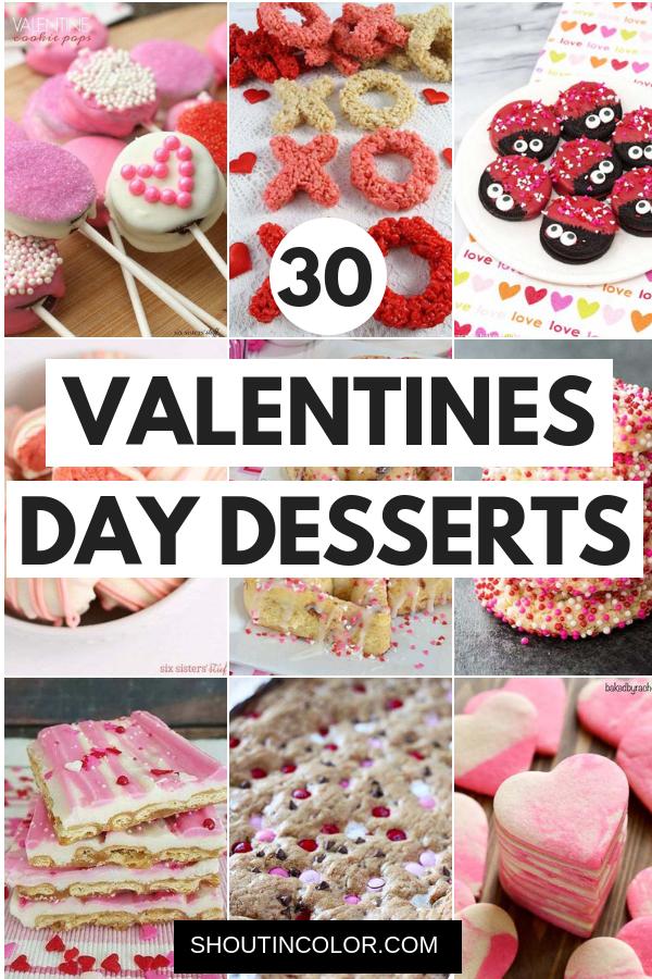 Valentines Day Desserts: Valentines Day Desserts